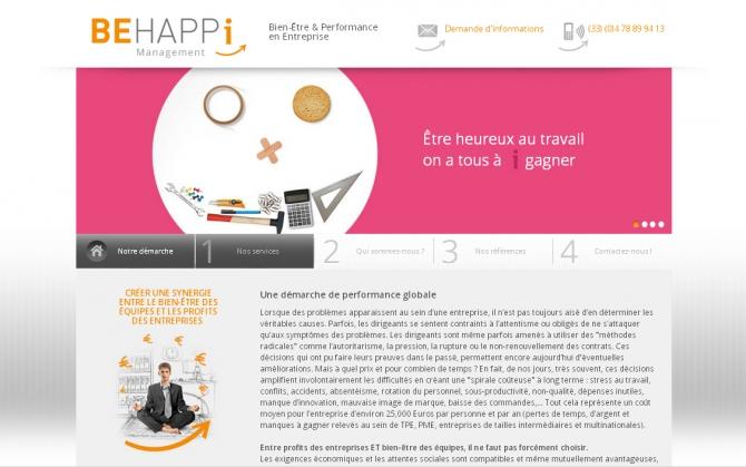 Bien-être et performances au travail :  Behappi lance une nouvelle offre  de management avec La Rep du Clic