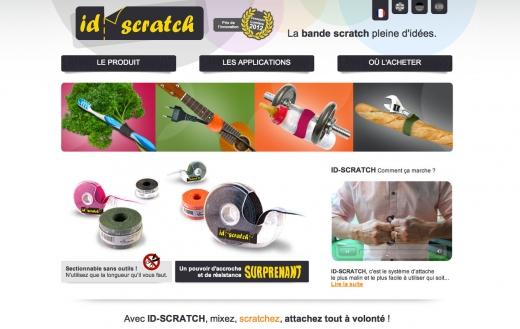 SORTIES DE LA SEMAINE : id scratch