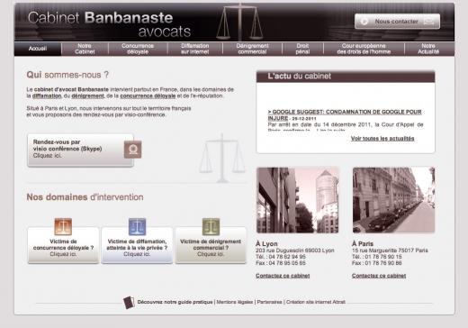 SORTIES DE LA SEMAINE : Banbanaste, Cabinet d'Avocats