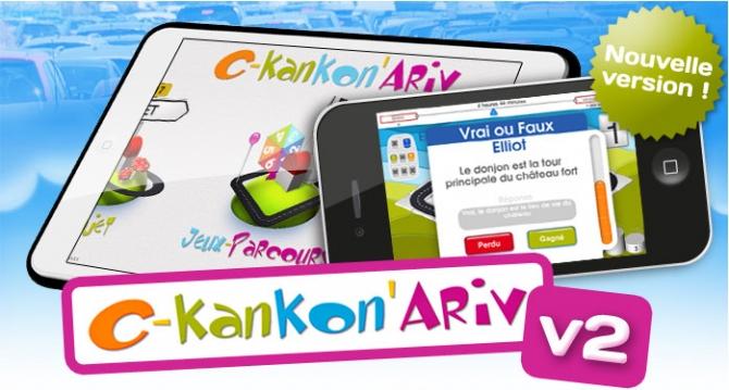 La République du clic présente la nouvelle version de son application C-KanKon'Ariv.