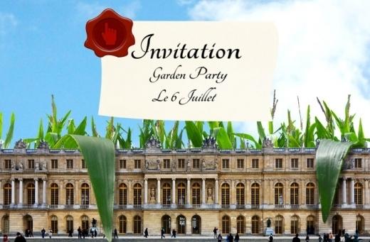 Le 6 juillet 2012... La République du Clic vous invite à sa Garden Party !