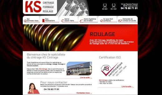 SORTIES DE LA SEMAINE : KS Cintrage