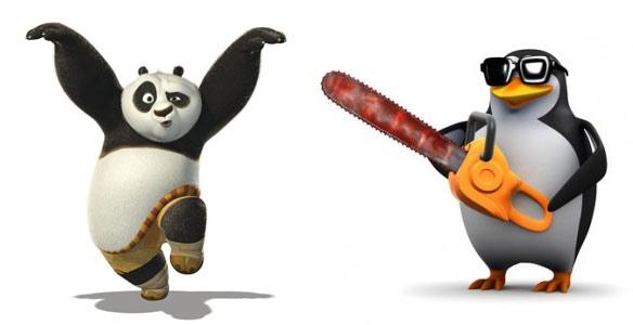 Référencement : la lutte pour les Pandas et les Pingouins!