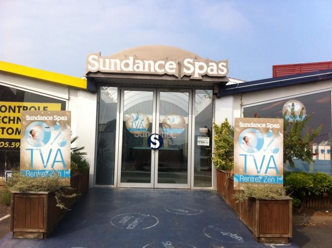 Sundance Spas offre la TVA pour une rentrée 100% zen !