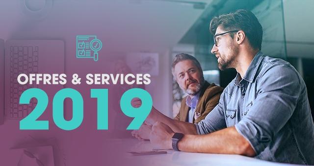 Offres et Services de La République du Clic : Grille tarifaire 2019